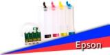 Система непрерывной подачи чернил СНПЧ для Epson