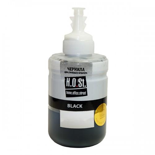 Чернила   HOSt для Epson 2100 Mattle Black водные Премиум 100ml
