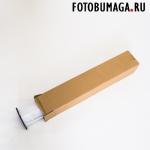 Фотобумага в рулонах 610мм/30м Матовая самоклеющаяся 108gsm