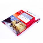 Фотобумага AGFA Глянцевая односторонняя 10х15 240 г/м2 100 л. пакет