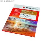 Фотобумага AGFA Профессиональная  суперглянцевая А4 260 г/м2 20 листов