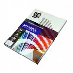 Фотобумага HOSt Глянцевая односторонняя текстурная A4 260 gsm 50 листов текстиль