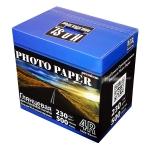 Фотобумага HOSt глянцевая 10х15 230 г/м2 одн/стор 500 листов